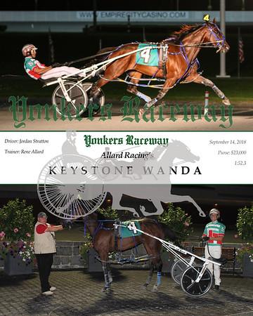 20180914 Race 12- Keystone Wanda