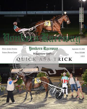 20180915 Race 3- Quick asa Trick N