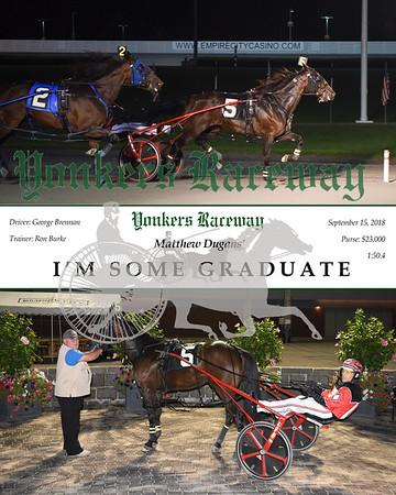 20180915 Race 4- I'm Some Graduate