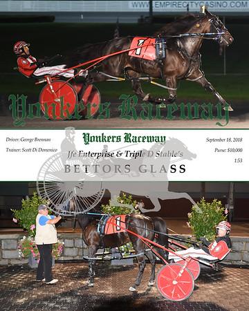 20180918 Race 4-Bettors Glass