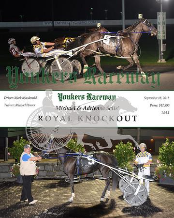20180918 Race 9-Royal Knockout