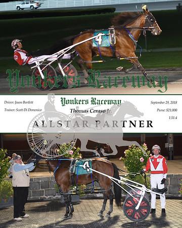 20180929 - Race 2 - ALLSTAR PARTNER