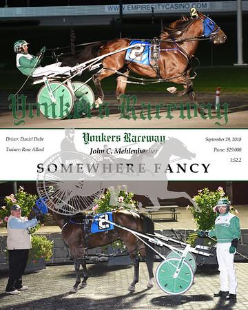 20180929 - Race 10 - SOMEWHERE FANCY