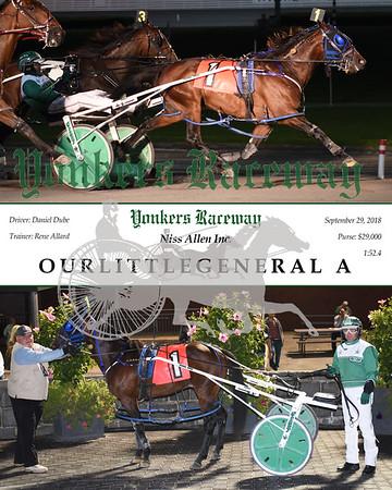 20180929 - Race 8 - OURLITTLEGENERAL A