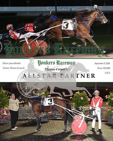 20180908 Race 10-Allstar Partner