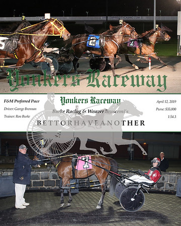 20190412 Race 6- Bettorhaveanother