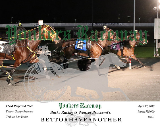 20190412 Race 6- Bettorhaveanother 2