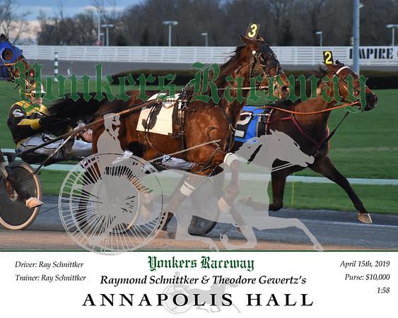 20190415 Race 2- Annapolis hall1