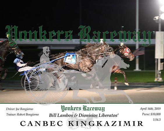 20190416 Race 4-CANBEC KINGKAZIMIR