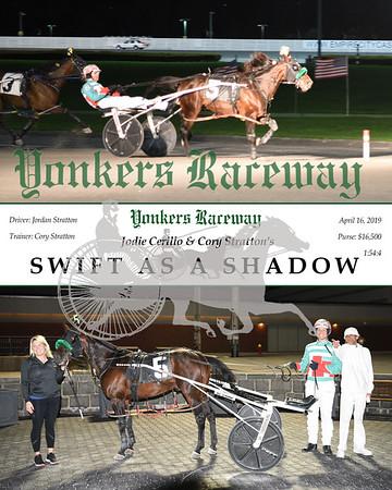 20190416 Race 6-Swift As A Shadow