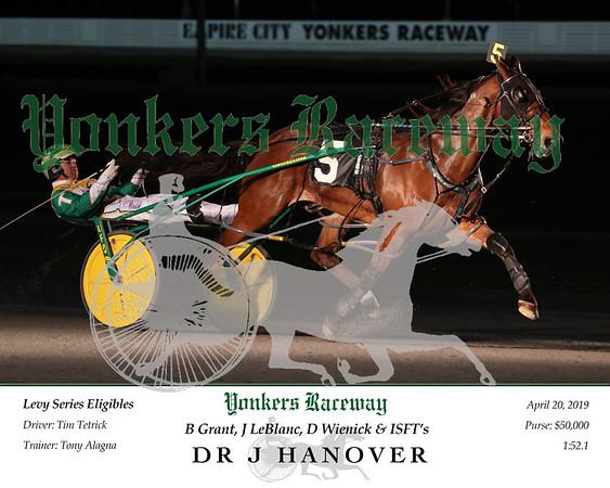 20190420 Race 6- Dr J Hanover 2