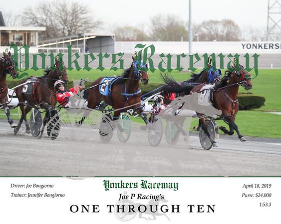 20190420 Race 1- One Through Ten 1