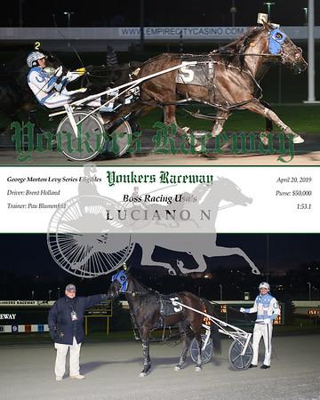 20190420 Race 4- Luciano N
