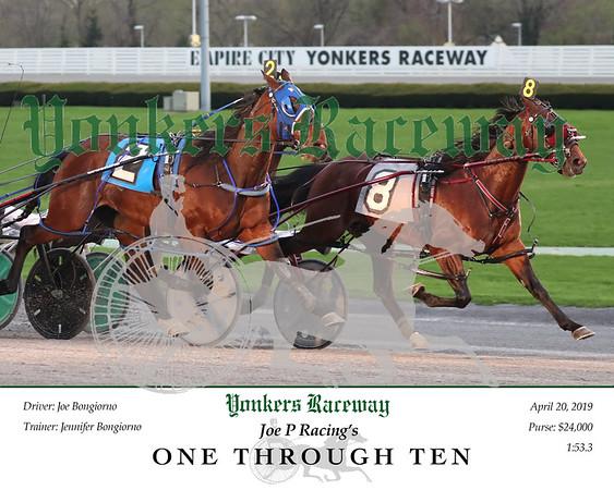 20190420 Race 1- One Through Ten 3