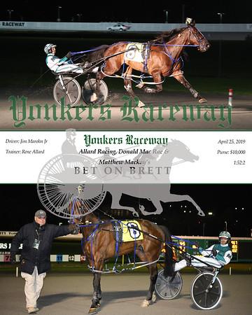 20190425 Race 10- Bet On Brett 1