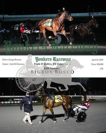 20190425 Race 9- Big Boy Rosco