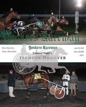 20190425 Race 8- Techtor Hanover 1