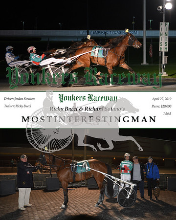 20190427 Race 9- Mostinterestingman 1