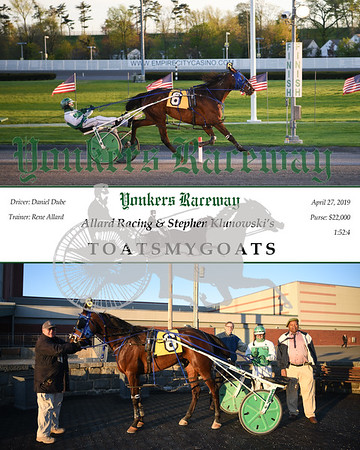 20190427 Race 2- Toatsmygoats 1