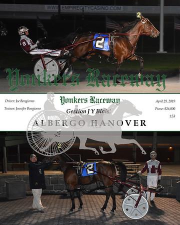 20190429 Race 10-Albergo Hanover