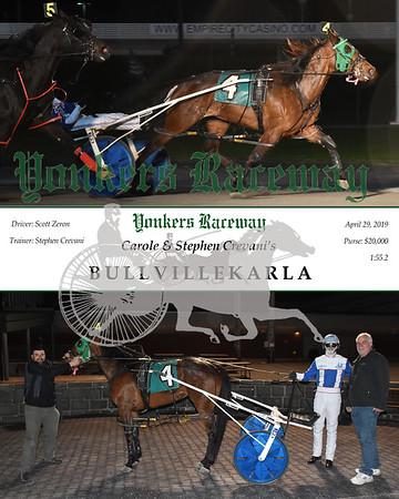 20190429 Race 8-BullvilleKarla
