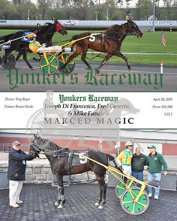 20190430 Race 1- Marced Magic