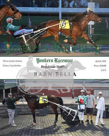 20190408 Race 2-Barn Bella
