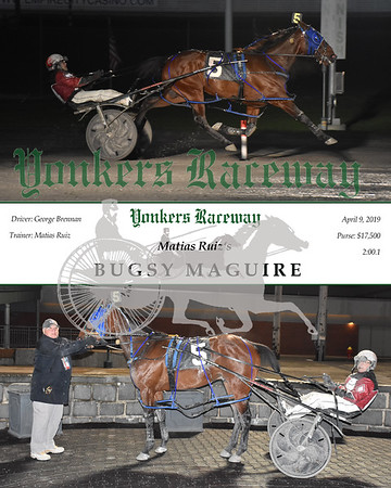 20190409 Race 8-Bugsy Maguire