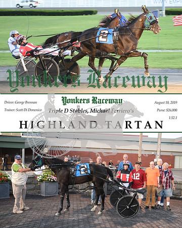 20190810 Race 3-Highland Tartan