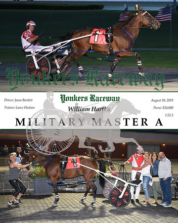 20190810 Race 4-Military Master A