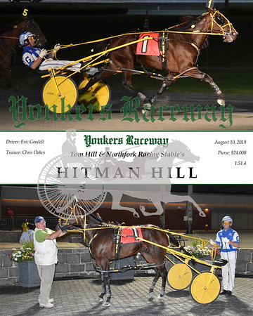 20190810 Race 9-Hitman Hill