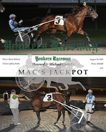 20190810 Race 10-Mac's Jackpot