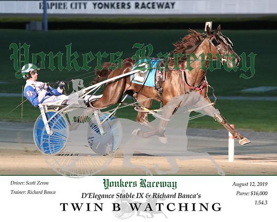 20190812 Race 4- Twin B Watching 2