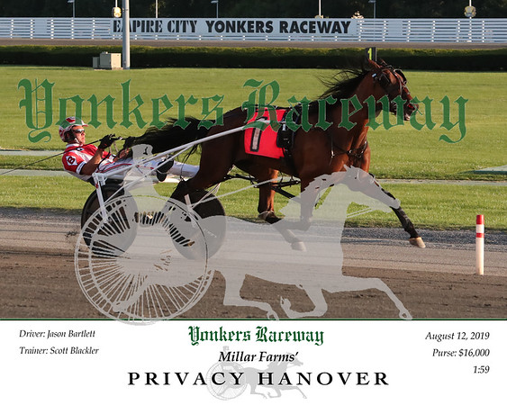 20190812 Race 1- Privacy Hanover 2