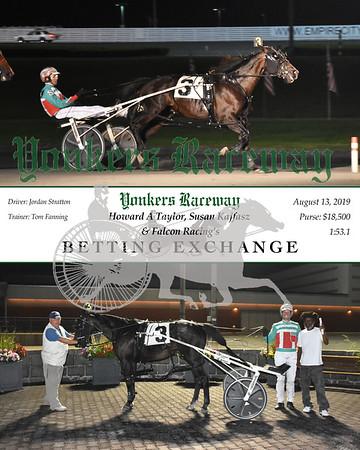 20190813 Race 9- Betting Exchange