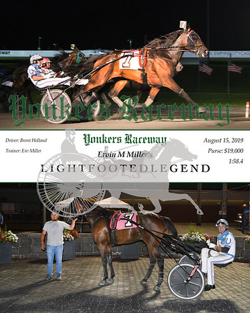 20190815 Race 6-Lightfootedlegend