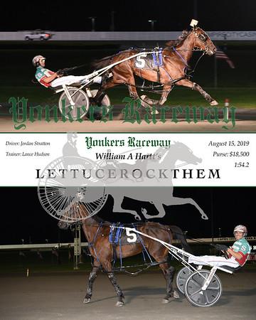 20190815 Race 12- Lettucerockthem