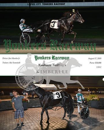 20190817 Race 9- Kimberlee
