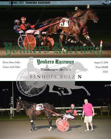 20190817 Race 12- Benhope Rulz N