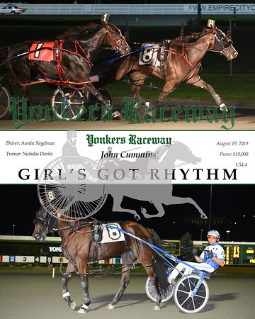 20190819 Race 9-Girl's Got Rhythm