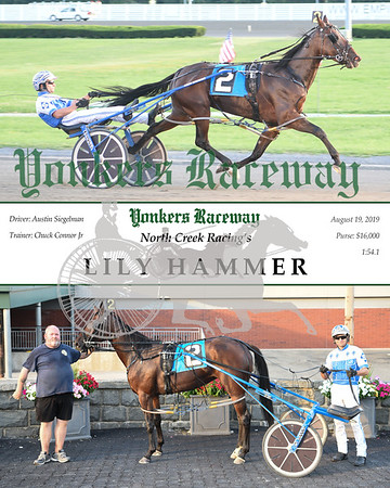 20190819 Race 1- Lily Hammer