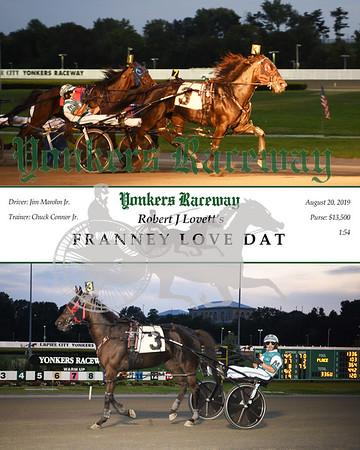 20190820 Race 3- Franney Love Dat