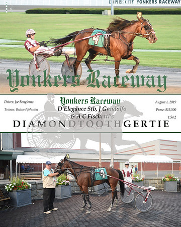 20190801 Race 3- Diamondtoothgertie