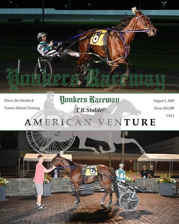 20190801 Race 7- American Venture