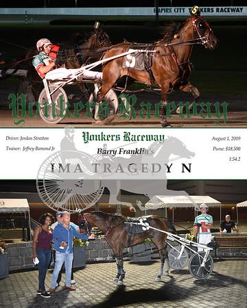 20190801 Race 8- Ima Tragedy N