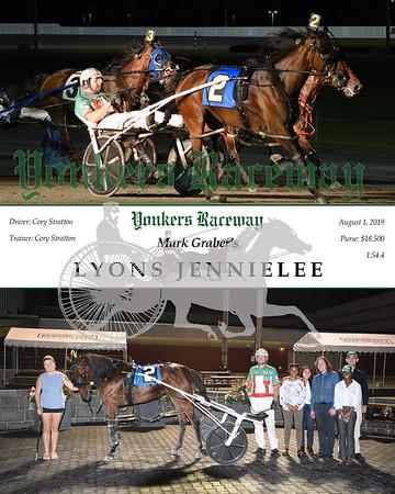 20190801 Race 10- Lyons Jennielee