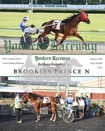 20190801 Race 1-Brookies Prince N