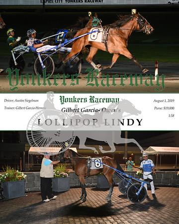 20190801 Race 6- Lollipop Lindy