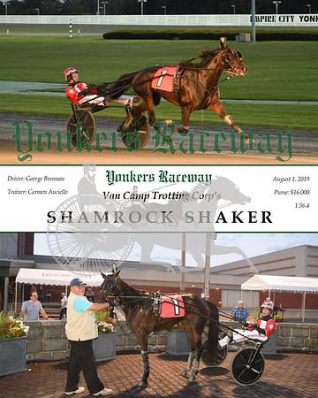 20190801 Race 4- Shamrock Shaker