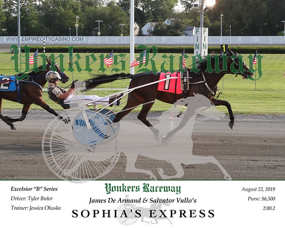 20190822 NB2- Sophia's Express 3